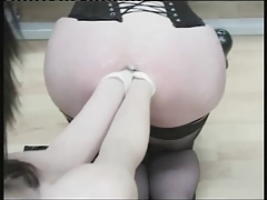 rectal fisting - Maitresse Roxanne (3)